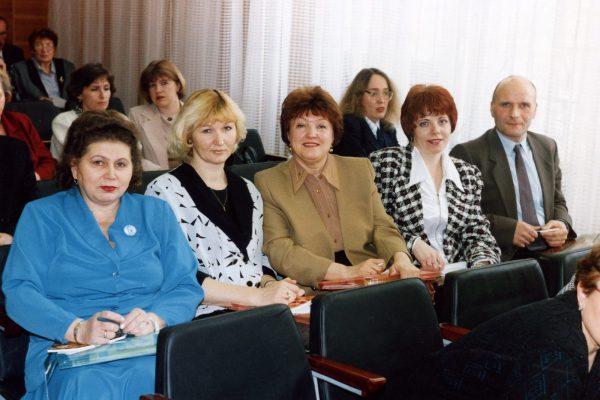 3. 1999- делегация Орджоникидзевской РО на обл. ОВК