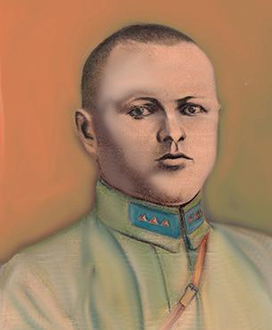 Костырев Пётр Иванович