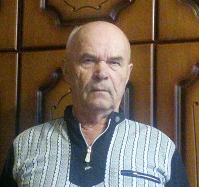 Пастухов Виктор Иванович-пенсионер
