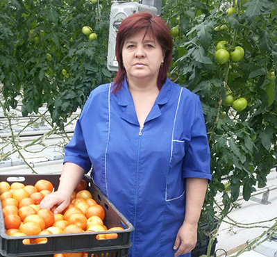Пастухова Елена Владимировна -агроном