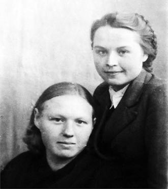 Валентина Петровна и Людмила Петровна