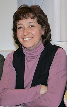 Васильева Ирина Егоровна