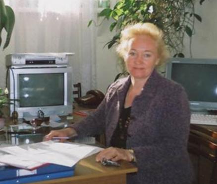 Ячменёва Марина Михайловна